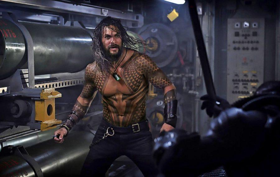 "An Entertaining Swim: ""Aquaman"" – The Viking Press"