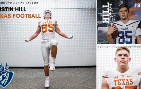 Senior Austin Hill Commits to UT