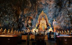 What does being Buddhist at Village mean?