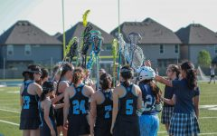 Varsity Girl's Lacrosse Senior Night