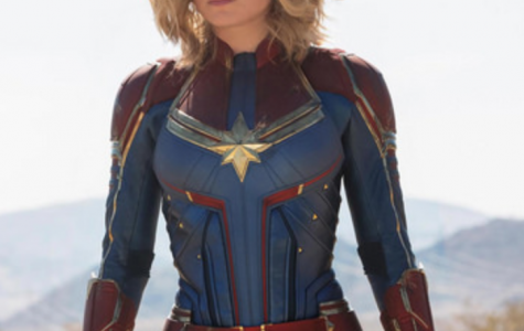 Captain Marvel's Arrival