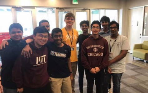 Quiz Bowl Team Ties for 8th at State