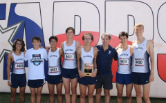 Cross Country Boys Finds Success at Waco, Texas
