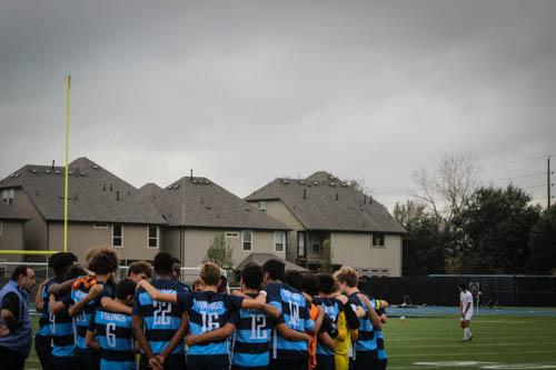 Varsity Boys Soccer Game vs. St. John's Highlights (Gallery)