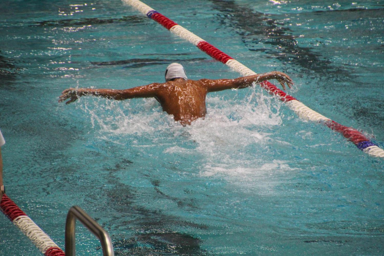 Varsity Swim Team Regionals Highlights (Gallery)