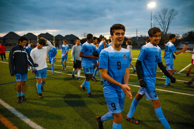 JV Boys Soccer vs. St. Thomas Highlights (Gallery)