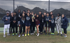 The Village Tennis Team Wins Big at First Tournament of Season