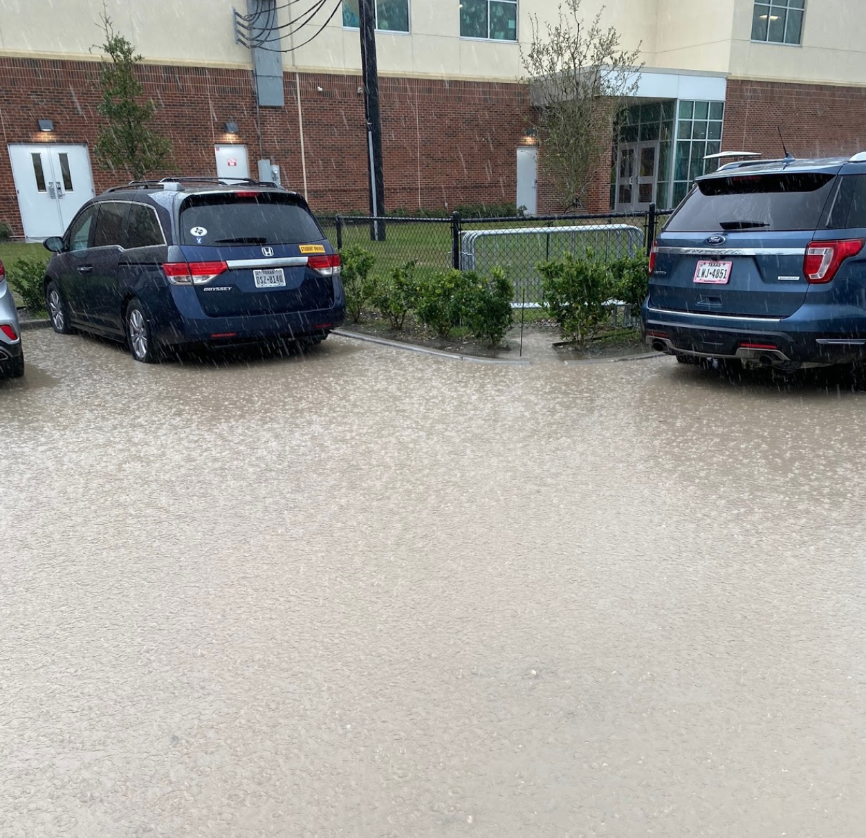 The Future of the Gravel Parking Lot