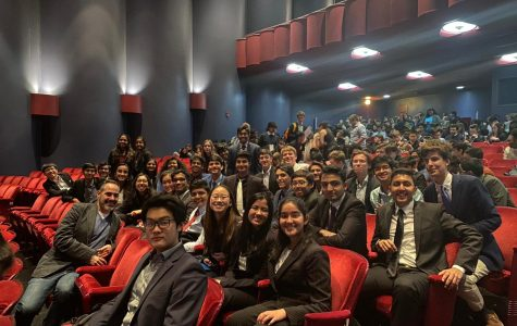 Village competes at the 45th annual Houston Area Model United Nations Conference