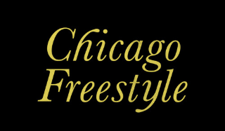 """This is a photo of the artwork for """"Chicago Freestyle"""""""