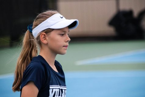 Middle School Tennis vs. Awty International Highlights (Gallery)