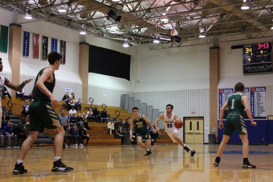 Varsity Boys Basketball vs. Woodlands Christian Highlights (Gallery)