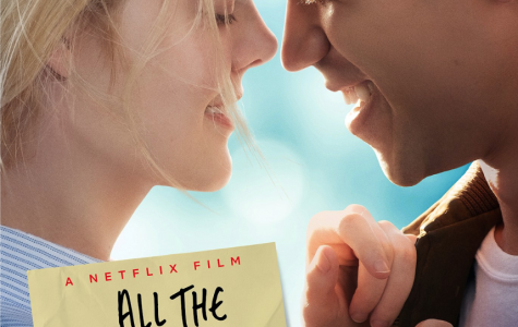 It's Finally Out: All the Bright Places