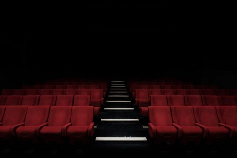 Photo of an empty theatre