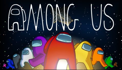 Among Us: Featured Graphic on Steam