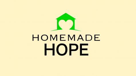 The Homemade Hope Logo found on their website: www.homemadehope.org