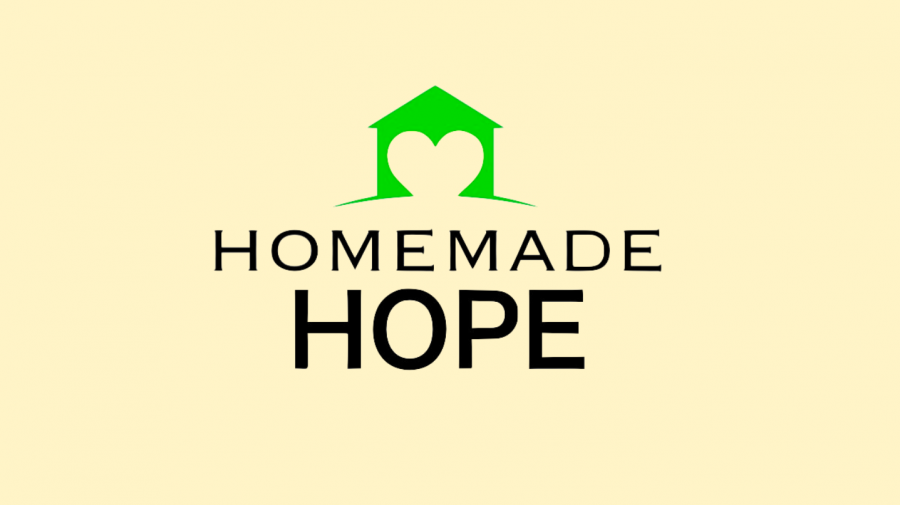 The Homemade Hope Logo found on their website: www.homemadehope.org