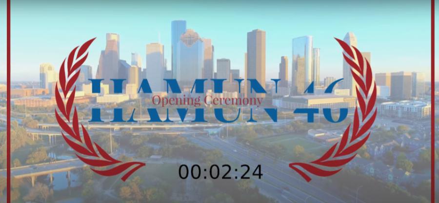 The Village High School Named Best Large Delegation at HAMUN 46