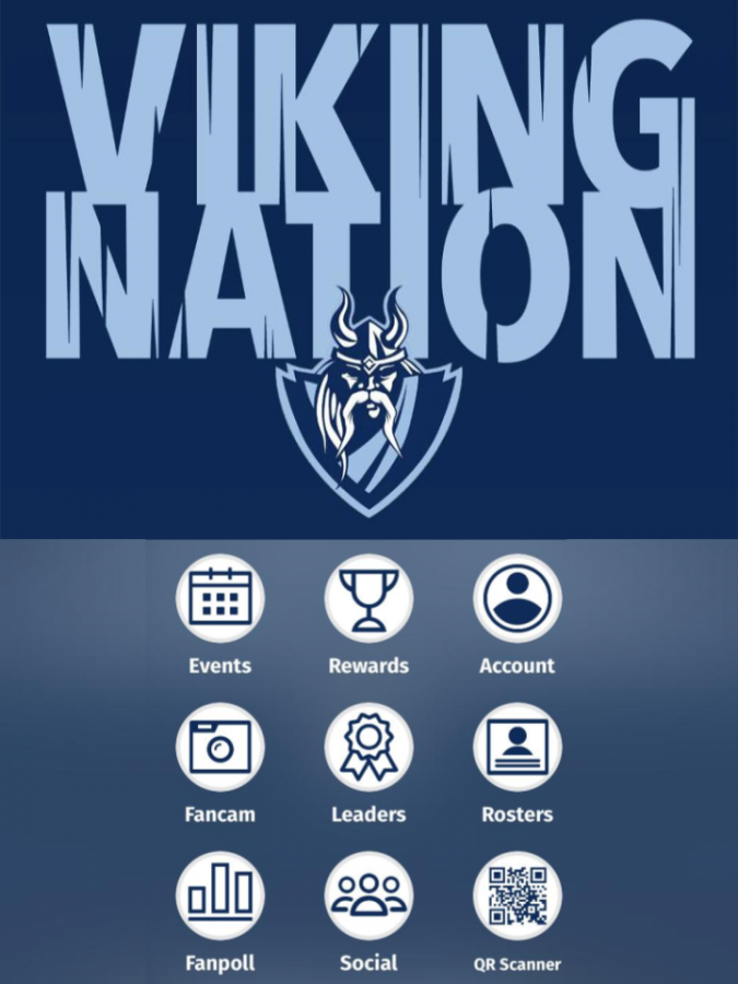 The+main+page+of+the+Viking+Nation+app%2C+and+some+of+the+options+it+offers