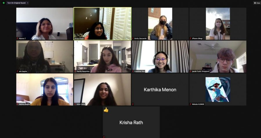Zoom+screenshot+of+a+Girls+of+Computer+science+club+meeting.+