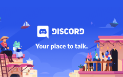 One of the many Discord banners seen when using the platform.