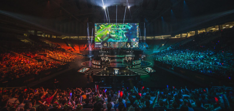 Photo of Esports competition