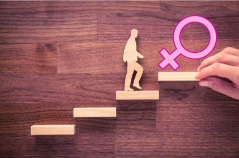 Why Women Have a Difficult Time Climbing the Corporate Ladder