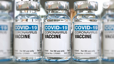 Experts say symptoms of the COVID-19 vaccine range from tiredness to soreness. Getty
