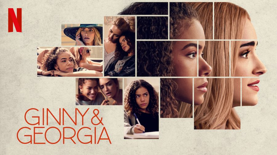 """""""Ginny & Georgia"""" is one of Netflix's newest original series, starring Antonia Gentry and Brianne Howey [Image courtesy of Netflix]"""