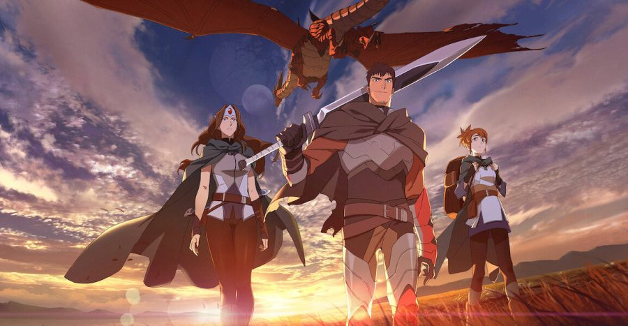 """Dota: Dragon's Blood"" Explodes onto Netflix Screens"