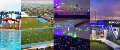 Senior Week, which spans from May 24th to May 27th, includes many excursions seniors can participate in, from Typhoon Texas to Top Golf.