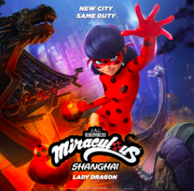 Pictured is the cover of Miraculous Shanghai.
